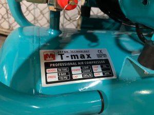 Máy Nén khí Không Dầu T-Max TM-750x2