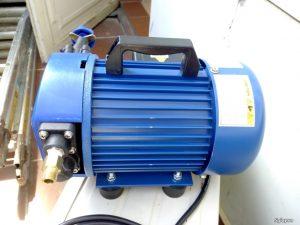 Máy bơm vệ sinh máy lạnh Lu Shyong LS-906