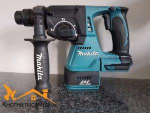 Máy khoan đa năng dùng Pin Makita DHR242RME