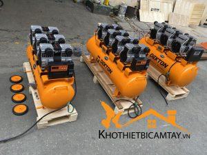 Máy nén khí không dầu Dekton DK69-140