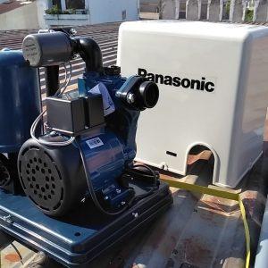 Bơm Tăng Áp Ngoài Trời Panasonic A-130JACK