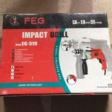 Máy khoan búa 2 tốc độ FEG EG-519