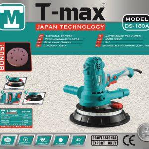 Máy đánh bóng chà tường T-Max DS-180A