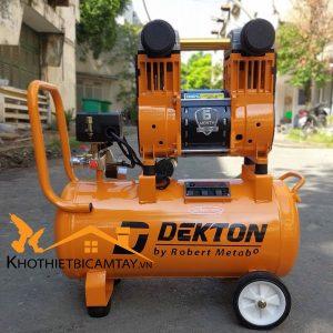 Máy nén khí không dầu Dekton DK-6930