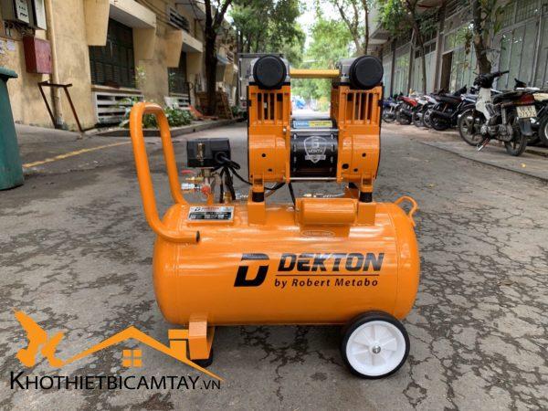 Máy nén khí không dầu DEKTON DK-6950 50L