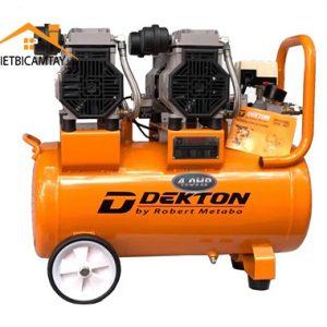 Máy nén khí không dầu 50L DEKTON DK-3950