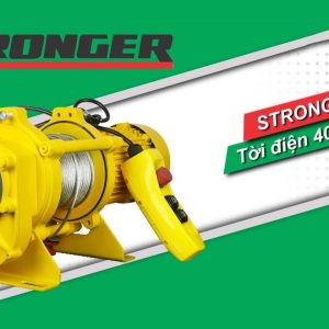 TỜI XÂY DỰNG STRONGER KCD800