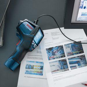 Máy đo nhiệt và độ ẩm Bosch GIS 1000C