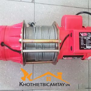 Máy tời điện Kio Winch GG-500L