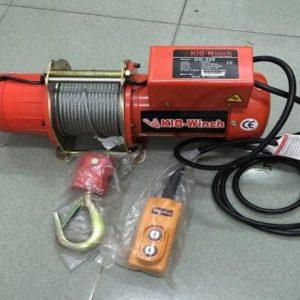 Máy tời điện Kio Winch GG-200