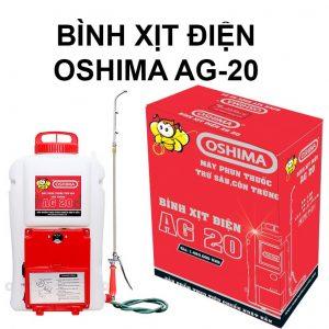 Bình xịt điện Oshima AG 20