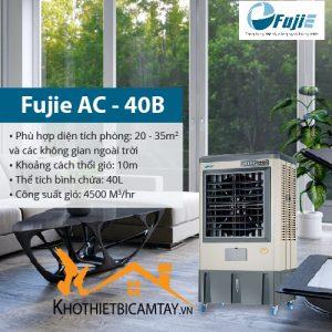 Máy làm mát Air Cooler FujiE AC-40B