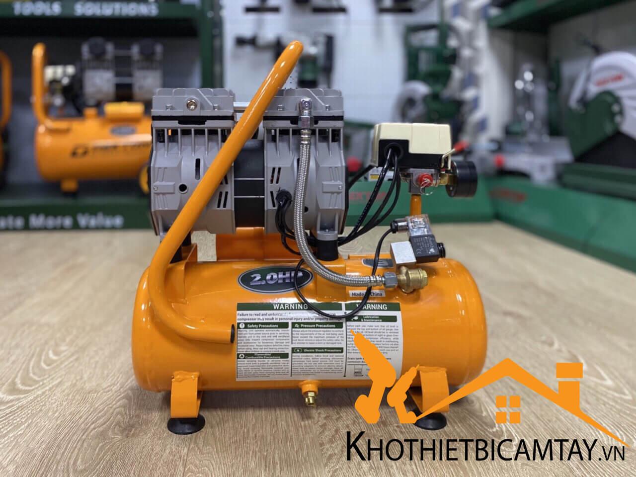 Máy bơm hơi không dầu Dekton DK29-12
