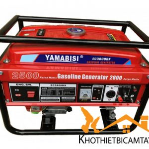 Máy phát điện Yamabisi EC3800DX