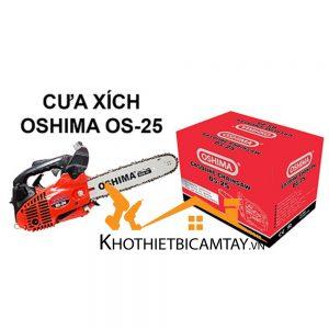 Máy cưa xích Oshima OS 25