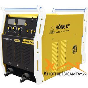 Máy hàn điện tử Hồng Ký MIG HK500