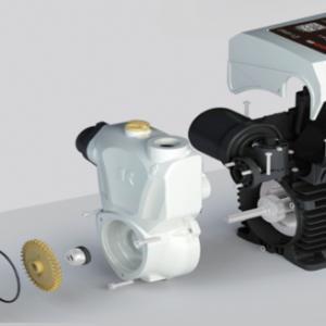 Bơm tăng áp biến tần Rheken WZB45-800I
