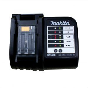 Đế sạc pin chậm Makita DC18SD 18V