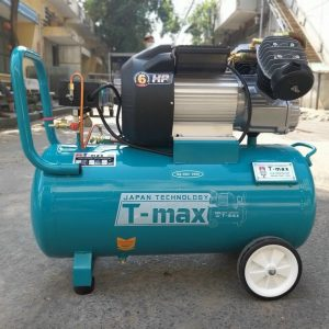 Máy nén khí 2 đầu nén piston 47 T-Max TM-4860X2