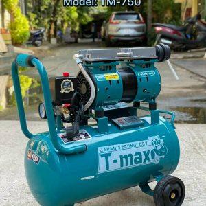 Máy nén khí không dầu T-Max TM-750